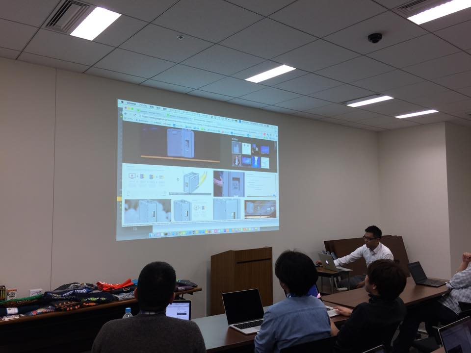 Cloud Days Tokyo 2014に、甘いクラウドを配りに行きます。