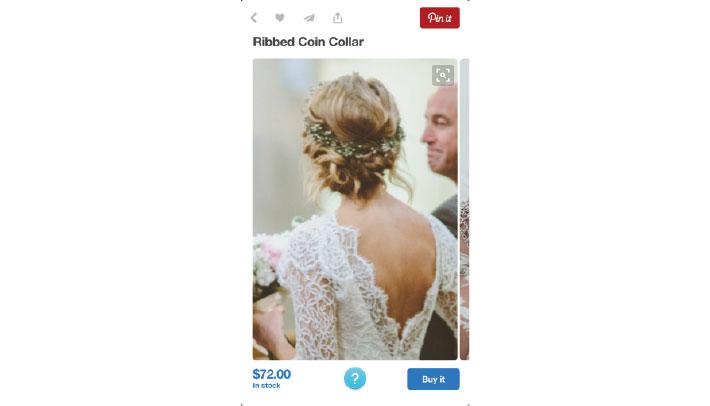 Pick Up! Vol.16 Pinterest online shopping体験レポート