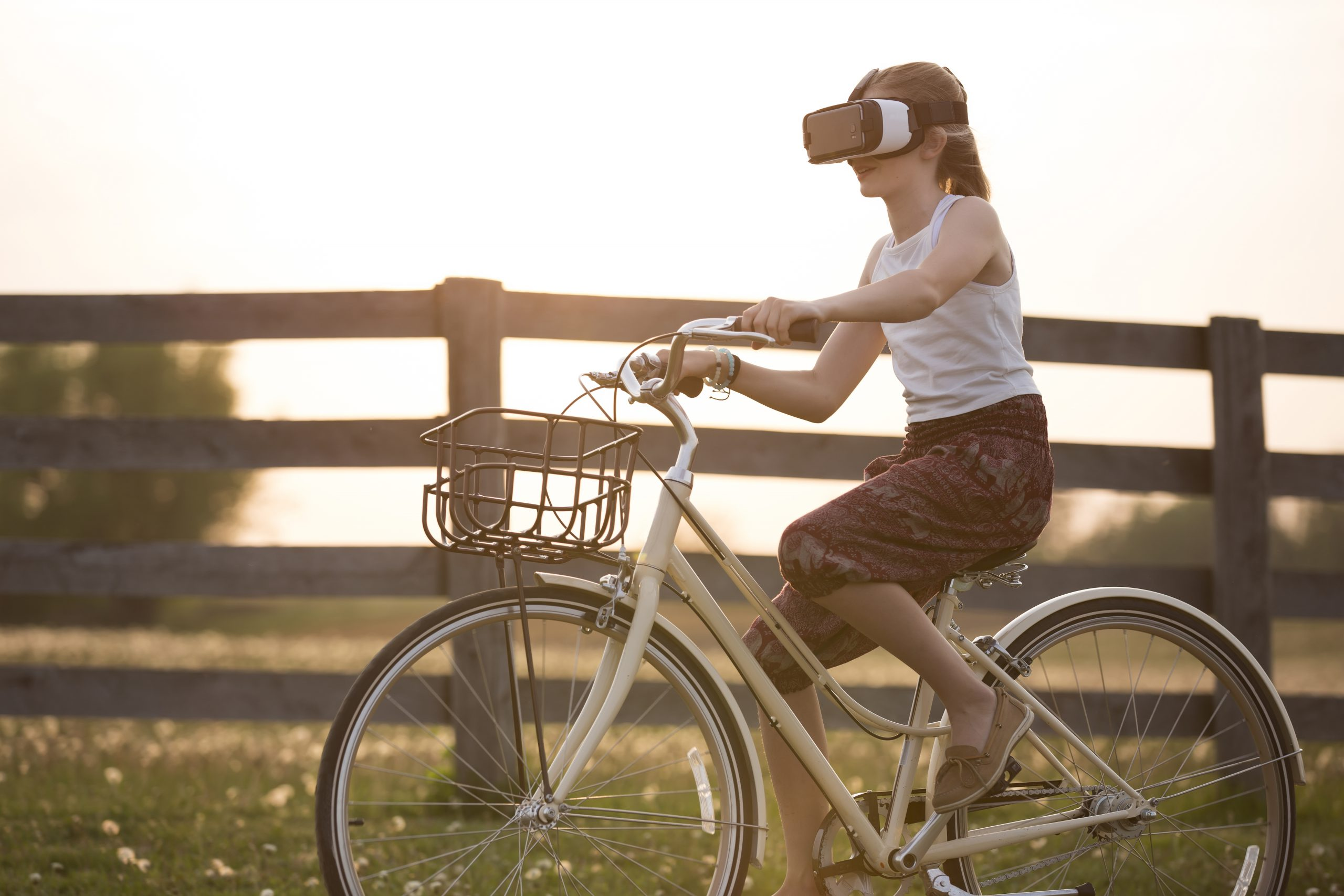 Futures Made of Virtual Reality Now