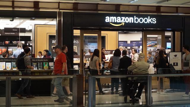 米国EC・小売HOT NEWS【12】Amazon Books NY1号店体験レポート