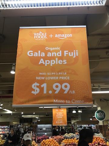 米国EC・小売HOT NEWS【15】〜Amazon×Whole Foods Market体験レポート〜