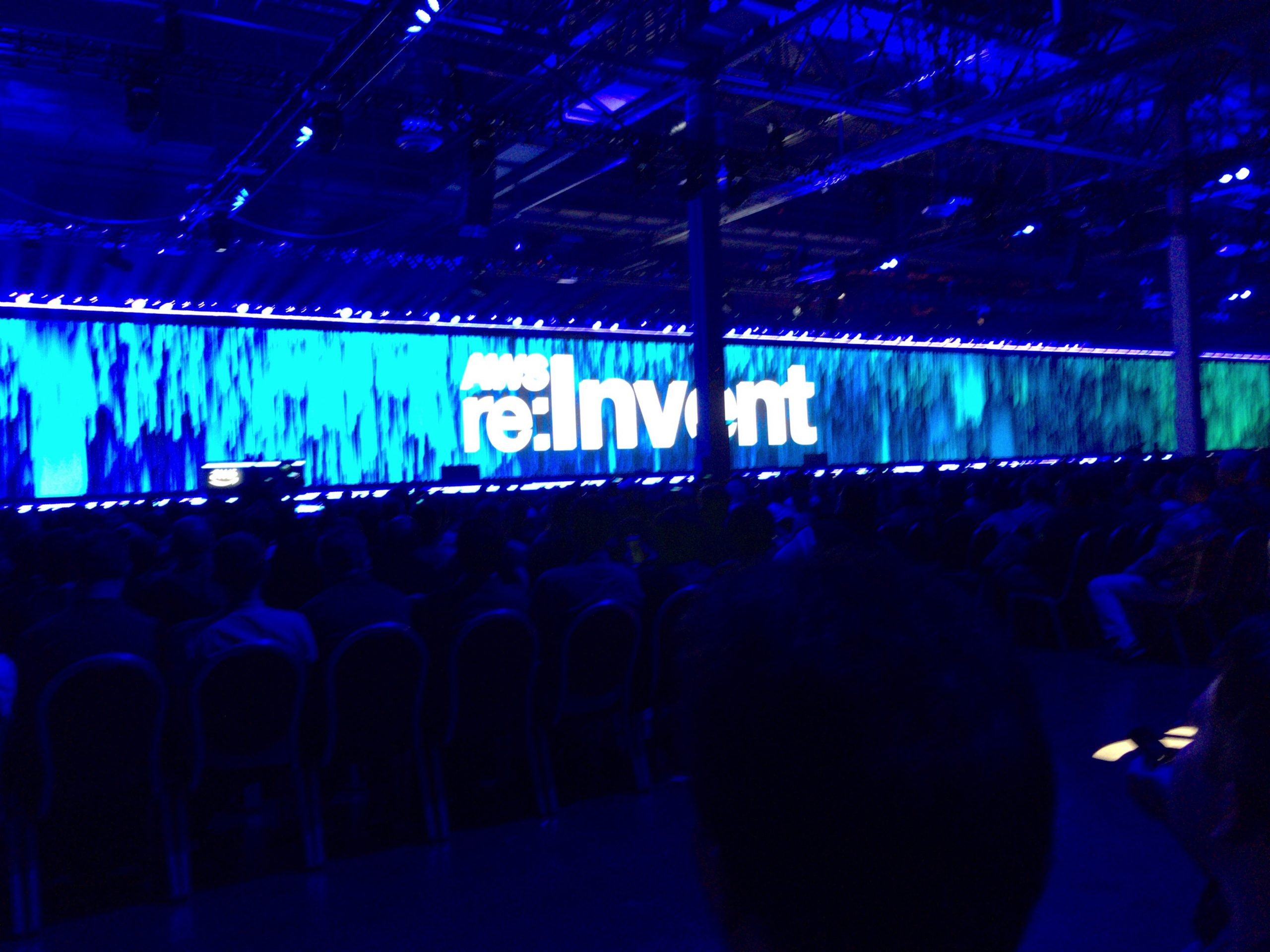 AWS re:Invent〜Keynote Day1 Andy Jassy〜