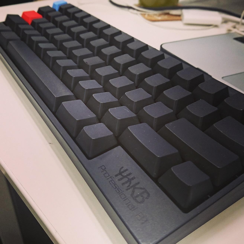 突撃!隣のキーボード