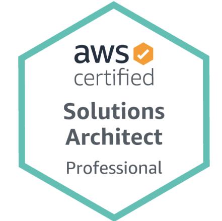AWS認定ソリューションアーキテクト – プロフェッショナル(改定後) おすすめ学習方法